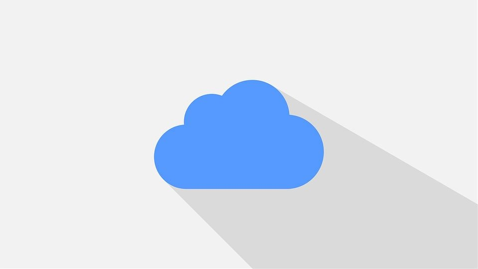 How does the cloud storage work?
